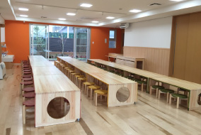 多摩産材を使った家具、インテリア、建材、空間意匠、小物などの開発