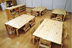 特注家具や店舗、施設用什器の制作
